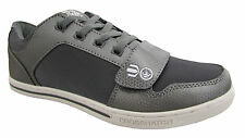 Mens Crosshatch Yalding Velcro Tab Casual Low Fashion Trainers Shoes Size 9