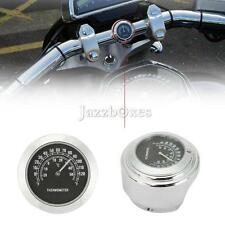 Motorcycle Handlebar Thermometer for Harley Softail Heritage Classic Springer