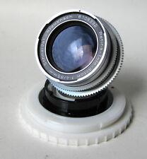 VINTAGE SCHNEIDER KREUZNACH RETINA TELE-ARTON f4/85mm LENS