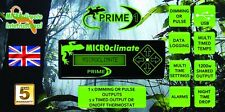 Microclimate Prime 1 Reptile Thermostat Snake Lizard Heating
