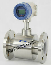 DN25mm Stainless Electromagnetic Flow Meter Flowmeter Magnetic Flowmeter
