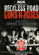 RECKLESS ROAD: GUNS N' ROSES AND THE MAKING OF APPETITE FOR DESTRUCTION New Book