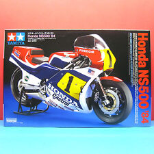 Tamiya 1/12 Honda NS500 '84 (4 Number Markings included) model kit #14125