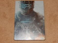 DEAD SPACE 3 XBOX 360 ONE PS3 PS4 LIMITED EDITION STEELBOOK CASE NO GAME