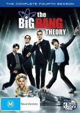 THE BIG BANG THEORY SEASON 1 - 4 : NEW DVD