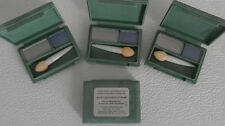 2 x Clinique EYE SHADOW DUO ~ Blue Lagoon / Platinum ~ Lot of 2