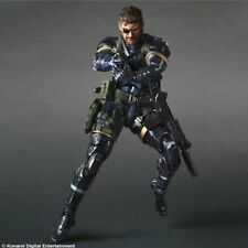 Metal Gear Solid V Ground Zeroes Snake Play Arts Kai Action Figure Square Enix