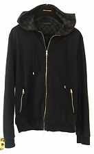 Louis Vuitton Damier Graphite Hoodie, men's size S