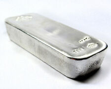 Johnson Matthey 100 Troy Oz .999 Fine Silver Bar SKU28696