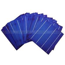 25 Piecs Poly 6x6 Solar Cell Cells Photovoltaic 4.3Wp for Wall Street Light