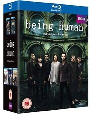 The Complete Being Human BBC TV Series 1- 5  Blu Ray Box Set Extra Collection