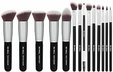 BS-MALL(TM) Makeup Brushes Premium 14 Pcs Synthetic Foundation Powder Conceal...
