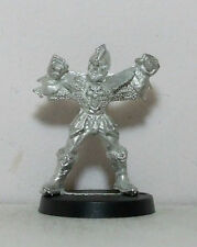 Citadel Metal slotta Blood Bowl Dark Elf lineman 1993 fuera de imprenta (8)