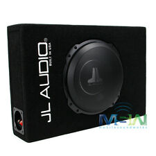 "JL AUDIO CS112LG-TW3 12"" SEALED PowerWedge SUBWOOFER ENCLOSURE BOX w/ 12TW3 SUB"