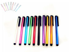 10x Metal Universal Stylus Touch Pens For Android Ipad Tablet Iphone PC Pen XICA