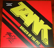 Tank - Breath Of The Pit LP / Red Vinyl / New / Sealed /Gatefold (2013) Metal