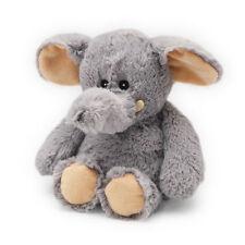 PELUCHE DA COCCOLARE Elefante Riscaldabile al microonde Morbido Aroma giocattolo