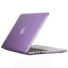 "Speck MacBook Pro With Retina Display 13"" Case SeeThru Cover Shell Haze Purple"