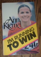 I'm Running To Win by Ann Kiemel (1983, paperback)