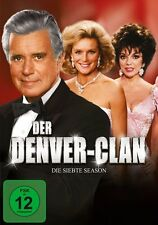 7 DVDs *  DER DENVER-CLAN - KOMPLETT SEASON / STAFFEL 7 - MB  # NEU OVP =