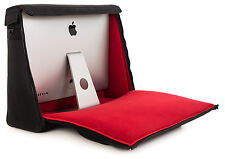 "Apple 27"" Imac Carry Bag-Bolsa De Vuelo-Bolso de hombro"