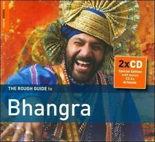 Various Artists : Rough Guide to Bhangra CD (2010)