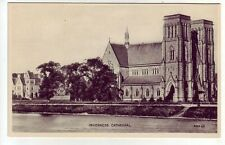 Inverness Cathedral Photo Taken 1881 Alexanders Book & Newsagency Valentines