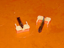 Pair (2) Replacement Shure N75-6 stylus M75-6 M75B  turntable parts