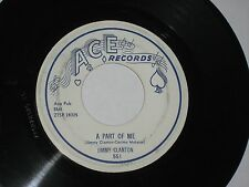 45 rpm JIMMY CLANTON a part of me ACE 551 nice SEE PICS