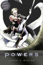 NEW - Powers by Burton, James A.