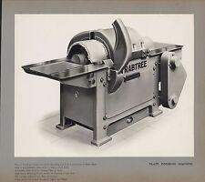 Crabtree. Plate Finishing Machine.     (C5.728)