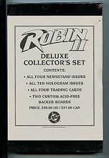 DC Comics Robin II Deluxe Collectors Set 1991 New nm FS M1