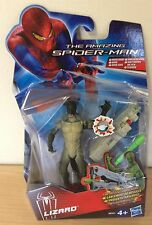 FIGURINE SPIDERMAN  LANCE MISSILE - HASBRO 10 cms - ACTION FIGURE MISSILE LAUNCH