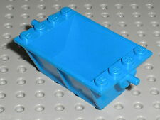 Benne LEGO vintage train Blue tipper bucket ref 818 / Set 686 435 612 580 360...