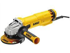 Dewalt 115mm Mini Angle Grinder 1010 Watt 240 Volt with Kit Box DWE4206K