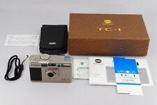 Near MINT Minolta TC-1 Point & Shoot Camera w/G-Rokkor 28mm F3.5 from Japan a294