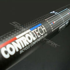 Controltech COMP-MT-28CB 25.4 x 560mm Carbon Mountain Bike Handlebar - Black