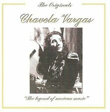 The Legend of Mexican Music by Chavela Vargas (CD, Mar-2008, Yoyo USA)