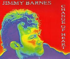 JIMMY BARNES - Change of heart