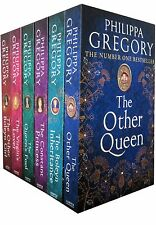Philippa Gregory Tudor Court Series 6 Books Collection Set Gift Pack Queens Fool