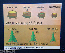 figurines figuren cromos picture cards figurine europa 4 imperia 1965 foreste jx