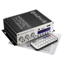 200W Mini Bluetooth Hi-Fi Stereo Amplificatore Audio Amplifier Per Auto Moto MP3