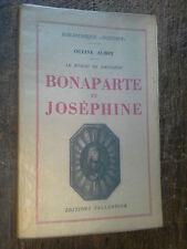 Le roman de Napoléon Bonaparte et Joséphine /  Octave Aubry
