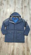 NEW Lands End GOOSE DOWN SQUALL L TALL LARGE 42 44  STADIUM NAVY Parka COAT