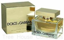 Treehouse: D&G Dolce & Gabbana Eau De Parfum EDP Perfume For Women 75ml