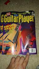 Guitar Player magazine may 1992 ERIC CLaPTON JIMI HENDRIX TAB free usa ship