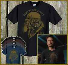 Black Sabbath Iron Man T-Shirt Tony Stark Robert Downey Jr The Avengers Movie
