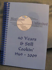NEW Horizons Unlimited Cookbook Emmetsburg, Iowa