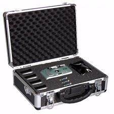 Waffen Equipment Werkzeug Außendienst Präsentations koffer ca.34x24x12cm (63306)