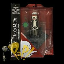NBX Nightmare Before Christmas DR FINKELSTEIN Action Figure DIAMOND Select Toys!